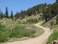 Columbine Mine Climb, Leadville 100