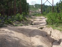 Powerline Climb, Leadville 100
