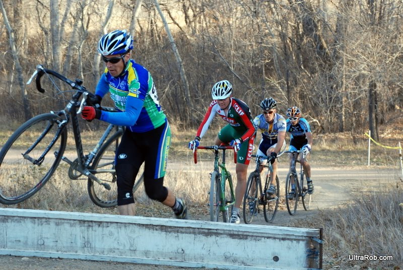 Cyclocross in Bear Creek Park