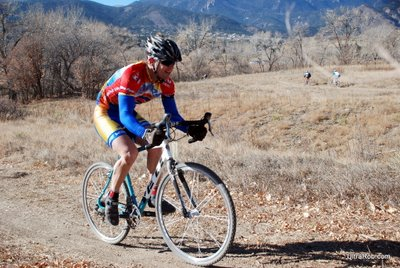 Pikes Peak Velo cyclocross November 2008