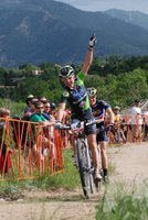 Heather Irminger Wins Colorado Springs Pro XCT Short Track