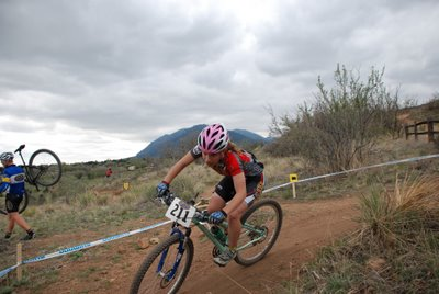 Sand Creek Mountain Bike Series, Colorado Springs