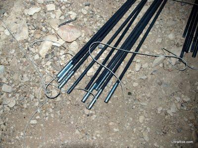 Broken Tent Poles