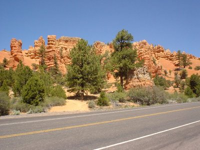 Hoodoo 500 near Bryce