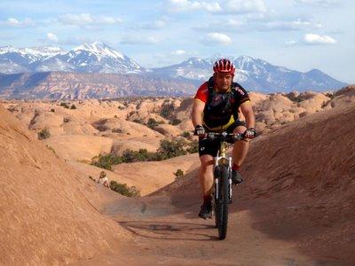 Moab Slickrock Trail