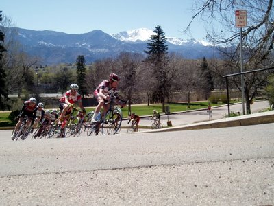 Colorado College Criterium 2007