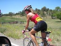 Shanna Armstrong, Race Across America 2006