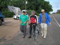 Talking to European Rider's Crew, Race Across America 2006