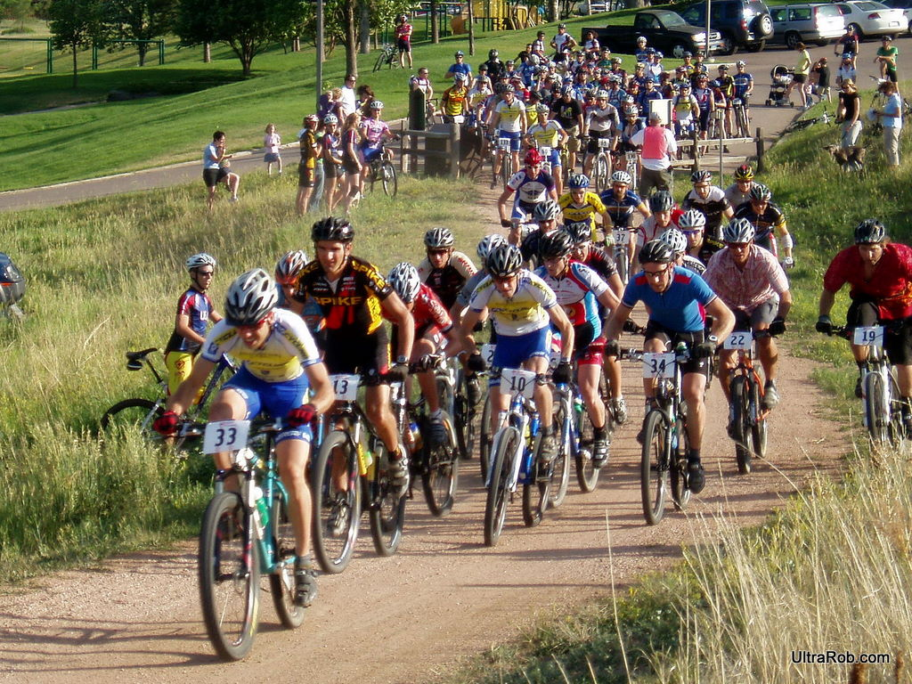 Colorado Springs UCI Mountain Bike Race in 2009 | UltraRob ... Race Bike Photos