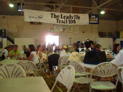 Leadville 100 Pasta Feed