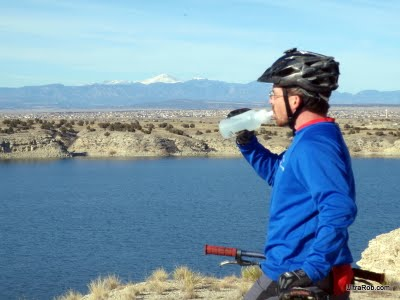 Outer Limits Trail at Pueblo Reservoir
