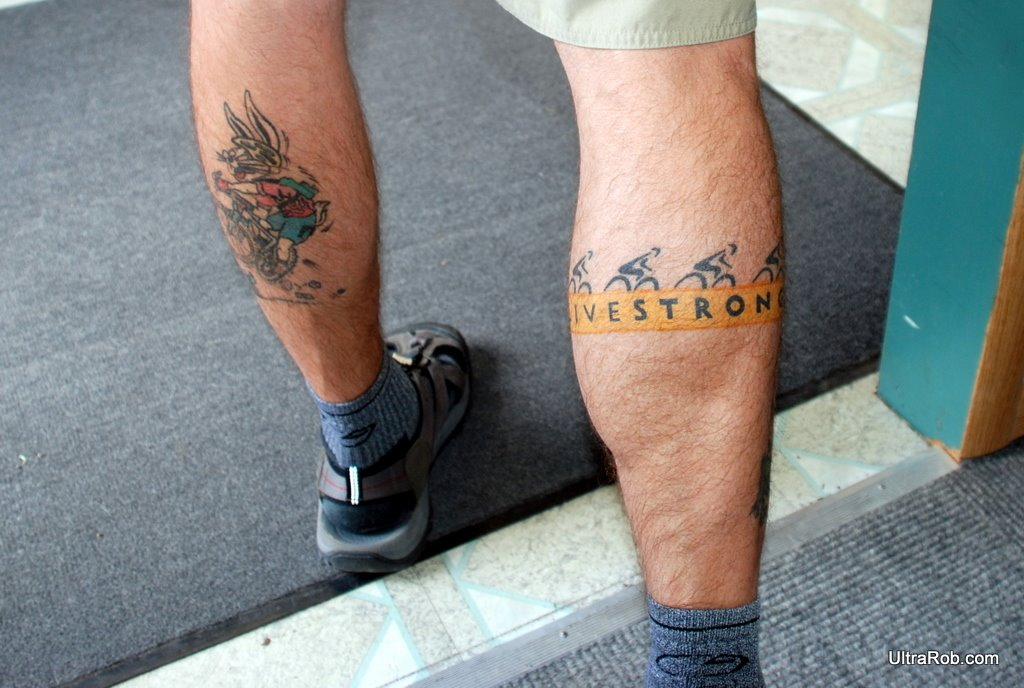 What do you get when a bike shop owner also owns a tattoo shop?