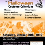 WMBA Costume Criterium Poster