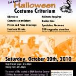 WMBA Costume Criterium Poster
