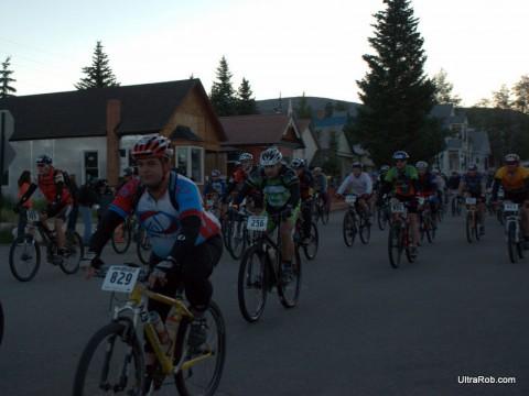 Leadville 100 Start