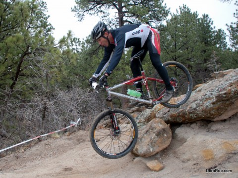Palmer Park Sand Creek Mountain Bike Race