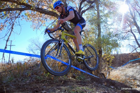 Danny Summerhill at Fall Back Cross