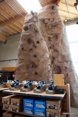 REI Rock Climbing Pinacle