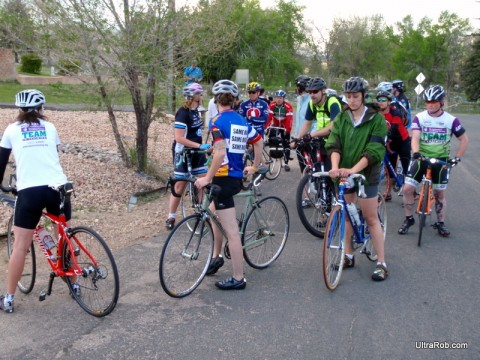 Ride of Silence Colorado Springs 2010