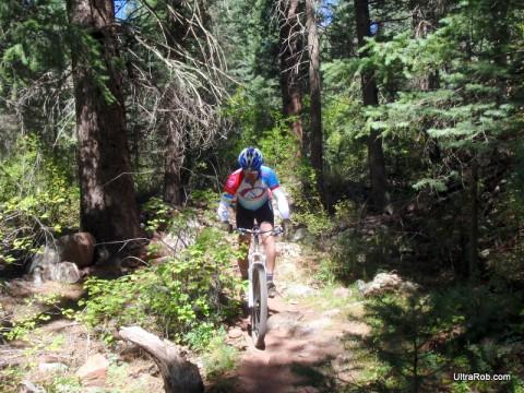 Mountain Biking Williams Canyon
