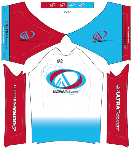 UltraRob Jersey Front