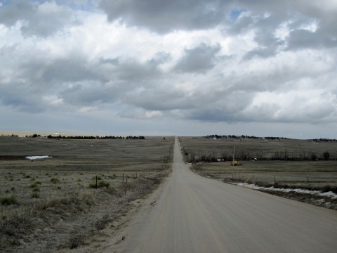 Typical AntiEpic Gravel Grinder Scenery