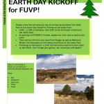 Friends of Ute Valley Park Earth Day Flyer