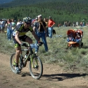 Dave Wiens Returning from Columbine Climb