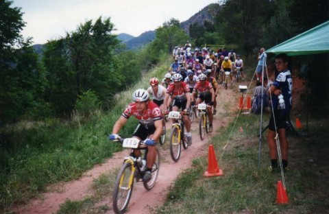 Hell on a Hillside Mountain Bike Race - Sand Creek Series