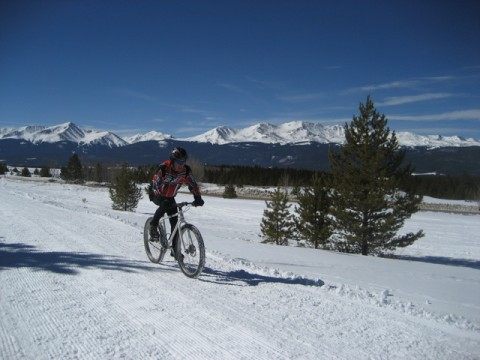 Leadville Snow Bike Race