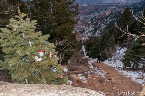 Manitou Incline Christmas Tree