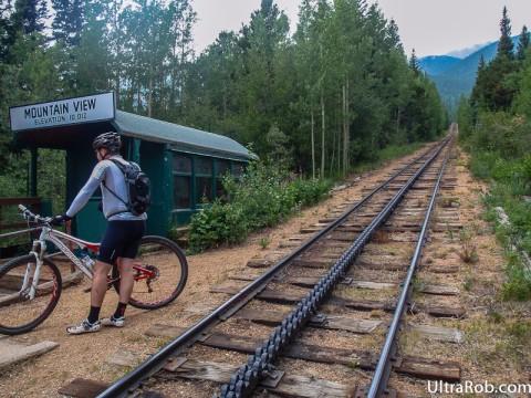 Mount View on Cog Railway