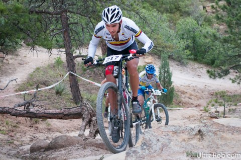 Palmer Park Sand Creek Series Race