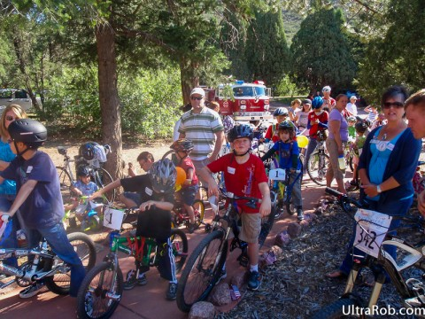 Patriots Festival Kids Ride 2011