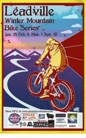 Leadville Winter Fat Bike Series 2014